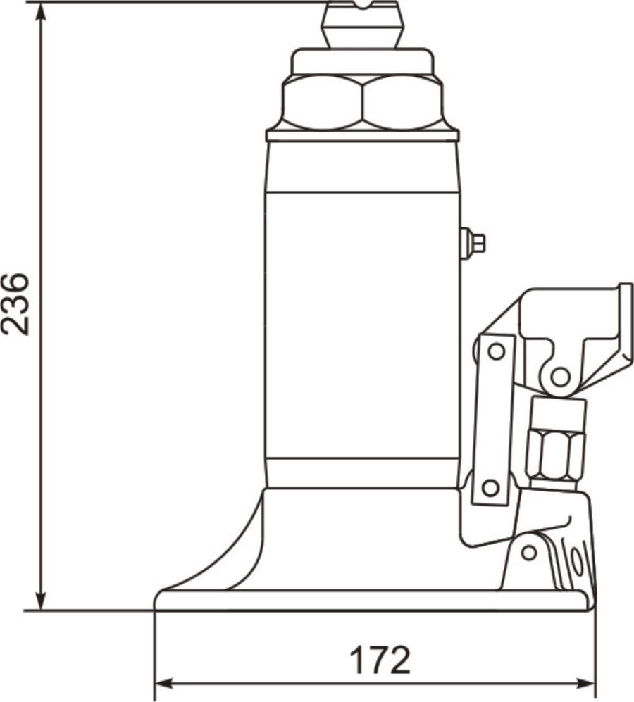 домкрат гидравлический шааз 5т инструкция - фото 5
